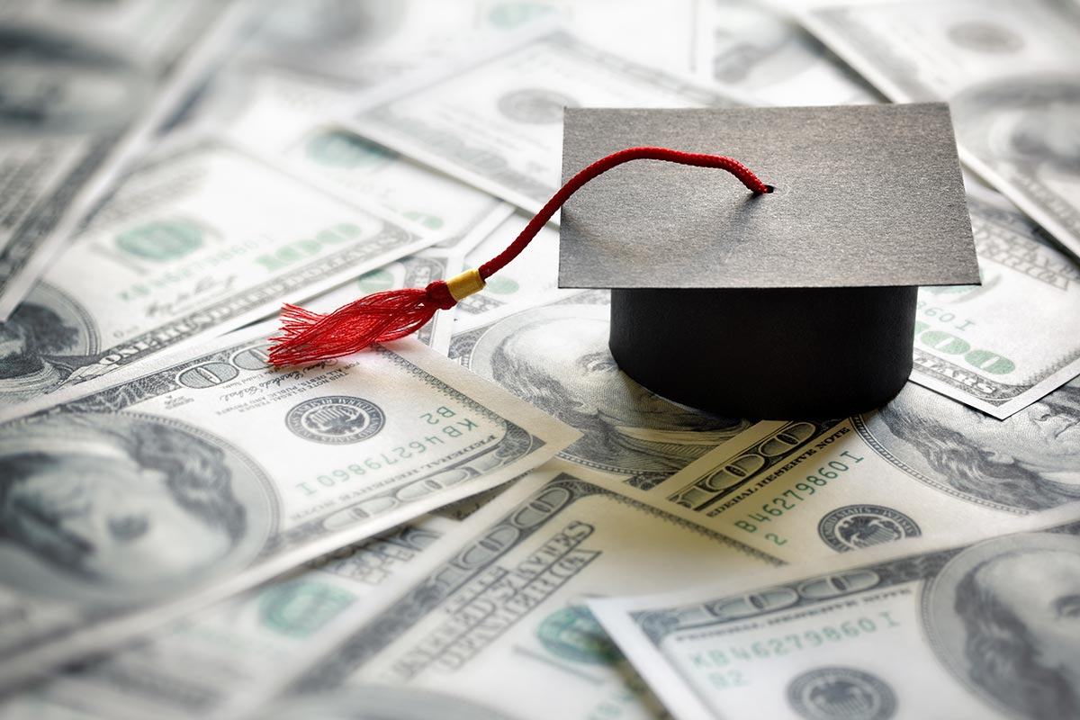 College Loans Are Expensive! Is There A Better Way To Pay?
