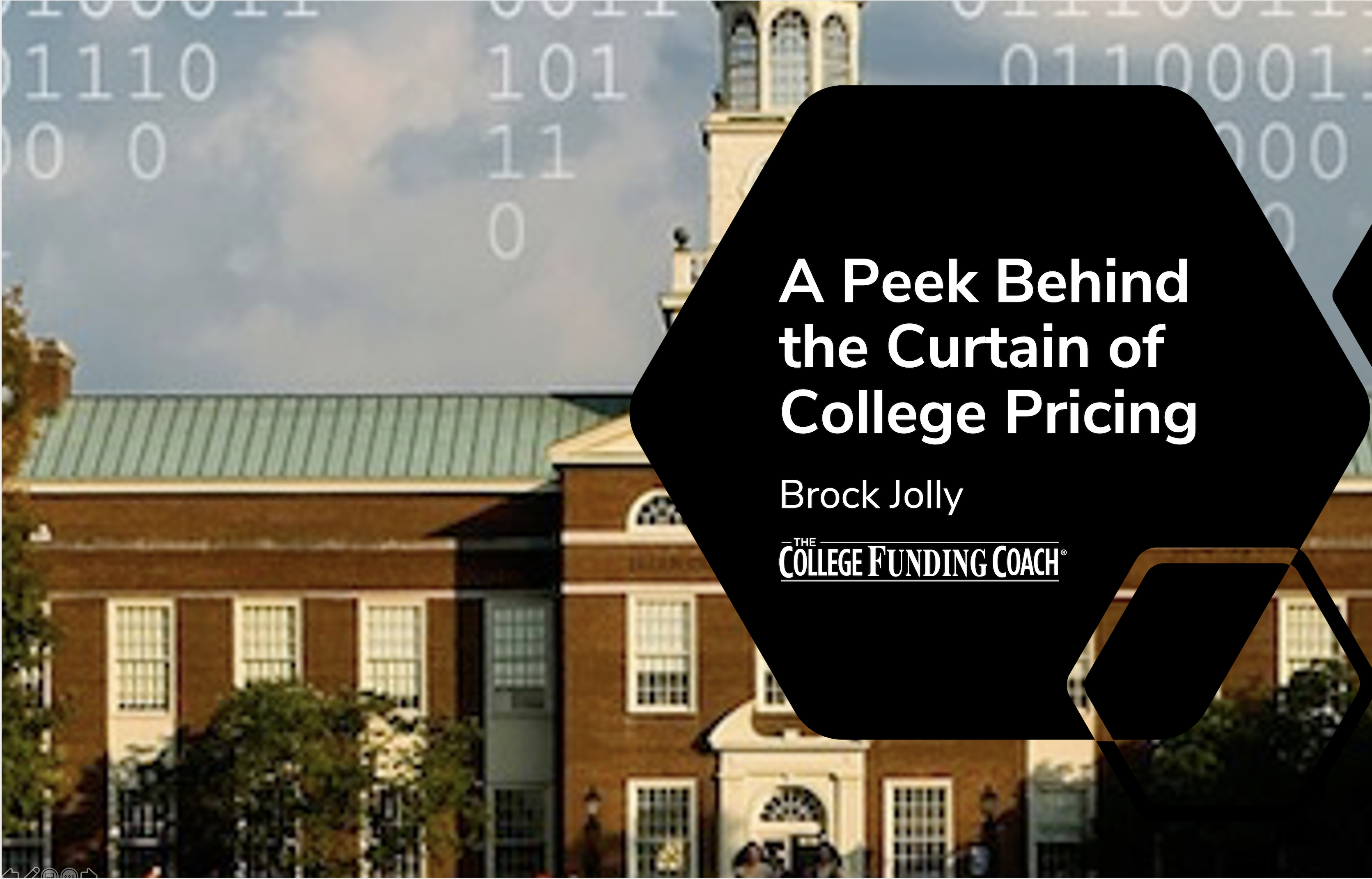 A Peek Behind the Curtain of College Pricing
